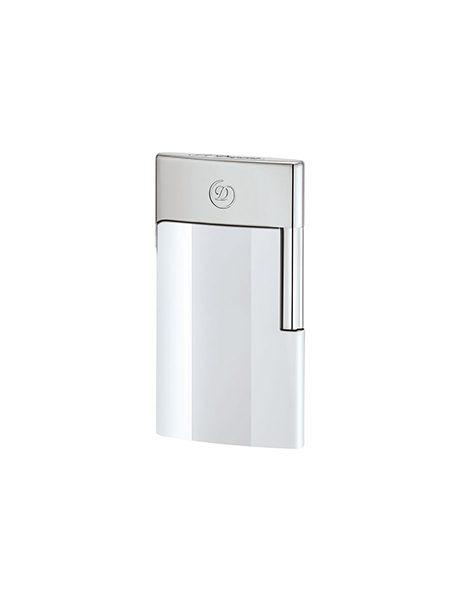 06a82b30b08 S.T Dupont E-Slim White   Chrome