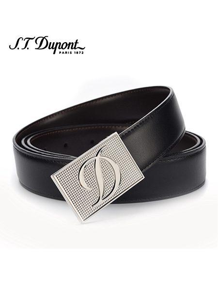 5b148cf5cc8 S.T. Dupont Fire Head reversible Business belt 30 MM